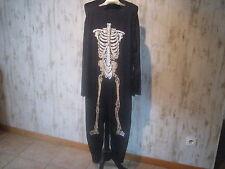 Déguisement Costume pour enfants Squelette halloween 11 - 14 ans