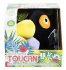 Toucan Remote Control Pets RC Kids Plush Toy