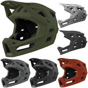 iXS Fullface Helm Trigger FF MIPS Fahrrad Mountainbike Enduro Magnetverschluss