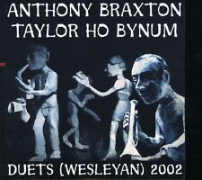 Anthony Braxton - Duets (Wesleyan) 2002 [New CD]