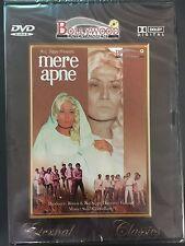 Mere Apne, DVD, Bollywood Ent, Hindu Language, English Subtitles, New
