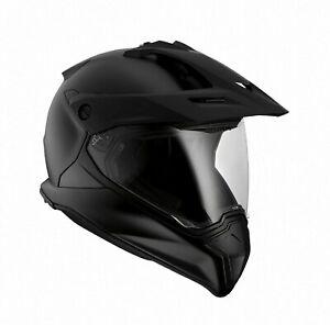 Genuine BMW GS Enduro Helmet Matt Black size 52/53