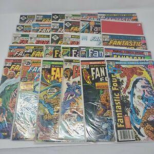 Fantastic Four ~ Huge Lot of 30 Comic Books ~ L@@K F45