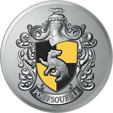 HARRY POTTER - Mini Médailles Monnaie de Paris 2021 - POUFSOUFFLE - NEUF