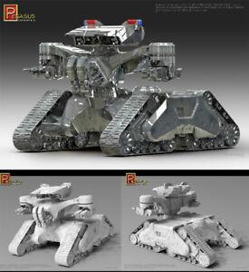 PEGASUS Terminator 2 Hunter Killer Tank 1/32 Model Kit SEALED MINT18TPH02