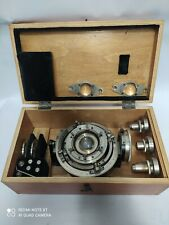 Fedorovs Little Table For A Microscope Of The Ussr 1952 Release Lomo