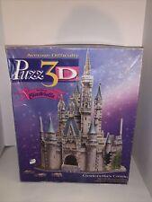 Walt Disney's Cinderella Puzz3D Cinderella's Castle 🏰