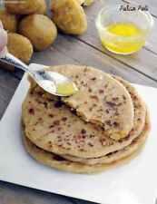 Teknowear, Homemade Multigrain Whole Wheat Flour Puranpuri - Sweet Roti