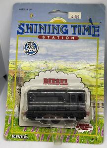ERTL Shining Time Station Thomas the Tank Diesel Vintage 1992 Die-Cast NIB