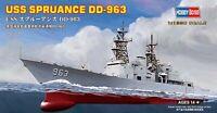 HobbyBoss 82504 US Destroyer Spruance 1/1250 Scale Plastic Model Kit
