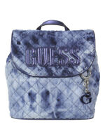 Guess Women's Brielle Quilted Backpack Bag