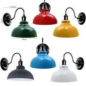 Wall Light Vintage Industrial Wall Mounted Light Multi Sconce Lamp Easy fitting