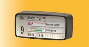 Viessmann 1397 Zugzielanzeiger mit LED-Beleuchtung, H0