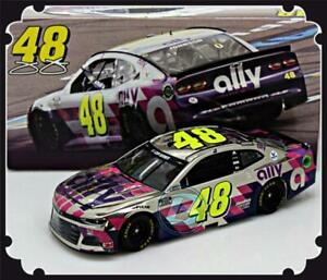 """2020 JIMMIE JOHNSON #48 ALLY FINALE COLOR CHROME 1:24  """"372 MADE"""""""