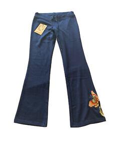 STITCH FIX LOVE STITCH ~ WOMEN'S BLUE  FRENCH TERRY SWEAT PANTS ~ SMALL NEW