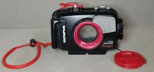 EXTREMELY RARE!! Olympus Waterproof Protector Tg-1 Tg-2 Pt-053