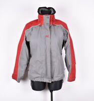 Da Uomo Helly Hansen Workwear AKER Giacca Invernale Grigio Scuro//Nero 71351 Cappotto