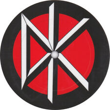 Dead Kennedys Fresh Fruit For Rotting Vegetables  record label vinyl sticker