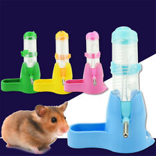 3 in 1 pet hamster water bottle food container drinking feeding rest 80ml/ Tbo