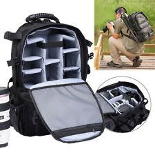 X-Large Digital Camera Bag Backpack SLR DSLR Case for Nikon Sony Canon Rucksack