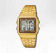 Digitale Armbanduhren mit Hintergrundlicht und Glanz-Finish für Erwachsene