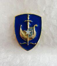 """Spilla/Pin da giacca 40° ANNIVERSARIO CORSO """"INVICTI"""" - ACCADEMIA NAVALE - M.M."""