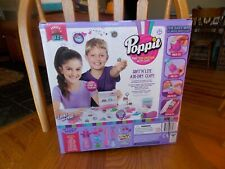 Poppit Pop and Display Bakery Set Clay Craft Activity Kit