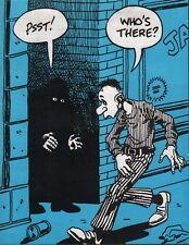 Witzend #8 Summer 1971 Underground Comic 030518DBC