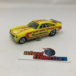 PISANO & MATSUBARA '74 CHEVY VEGA  * Hot Wheels Drag Strip Demons * F2625