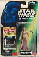*Brand New* Star Wars The Power Of The Force Princess Leia Organa 1997 Kenner