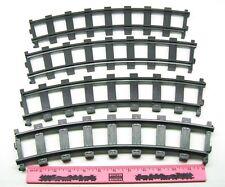 Lionel ~ 11040 G Gauge Curve Track 4-Pack