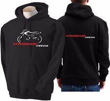 Felpa moto DUCATI HYPERMOTARD 1100 hoodie sweatshirt bike hoody Hooded sweater