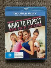 What To Expect When You're Expecting (Blu-ray, 2-Disc) NEVER PLAYED & SEALED