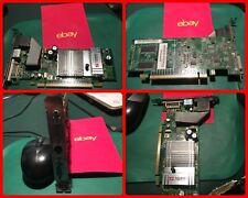 SCHEDA VIDEO GRAFICA RADEON X300SE 128MB V/D/VO PN 10242C501ASA SN A053600082058
