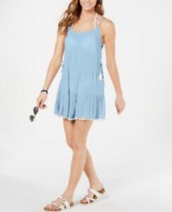 New Miken Swim Swimsuit Bikini  Cover Up Dress Size XL Sprmint