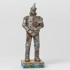 Wizard Of Oz Tin Man Pint-Sized Figurine By Jim Shore - 4044760 - Nib!