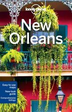 Lonely Planet NEW ORLEANS Book Travel Guide 7th Ed NEW Paperback Book, 256 Pages