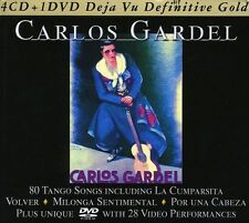 Carlos Gardel - Definitive Gold [New CD] Boxed Set, Germany - Import