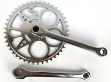 Atlas Cottered Single Chainring Crankset 46T 175mm Crank Arms