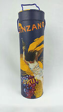 Triscoastal Design Cinzano Extra Dry Brut Wine Bottle Tube Carrier