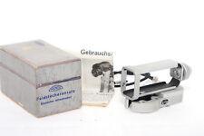 Minox Feldstecheransatz / Binocular Attachment - Fernglasansatz + Anleitung
