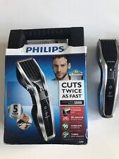 Philips Series 5000 Hair clipper with titanium blades & 4 combs- HC5450/83