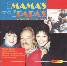 The Mama's And The Papa's - Greatest Hits - Live In 1982 - CD