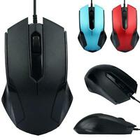 1200DPI USB Wired Optical Gaming Mice Ergonomic Mouse For home office PC Laptop