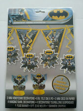 7PC Batman Decoration Kit Birthday Party Decoration