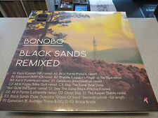 Bonobo - Black Sands REMIXED - 3LP Vinyl // Neu&OVP // inkl. Download
