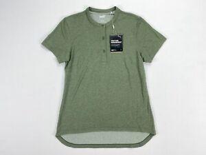 Puma Essence Golf Polo Shirt Blue Pink Green Womens SZ S ( 597690 )