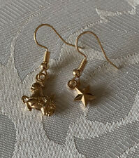 Handmade Fashion Jewelry Charms Gold Dainty Earring Camel Star Gifts
