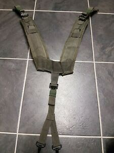 Us Military Alice Style Webbing Yoke Harness