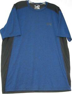 Under Armour men's short sleeve UA raid HeatGear athletic T-shirt (1257466) XL